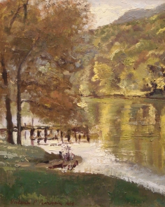 Fall on the River, 2015