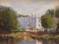 On the Mill Pond, 2015