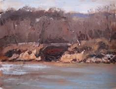 January River, 2015